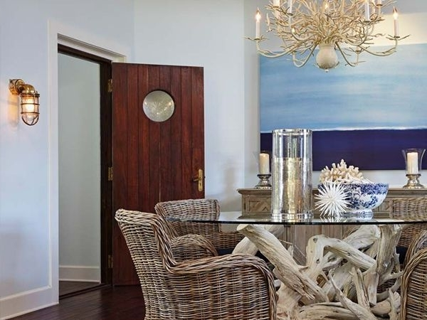 Favorite Coastal Dining Tables With Find A Coastal Dining Table, Kitchen Round Or Bench For Beach House (View 4 of 20)