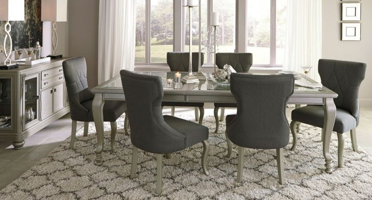 Favorite Coralayne 7 Piece Dining Room – Dining Room Design 2019 Regarding Cora 7 Piece Dining Sets (View 7 of 20)