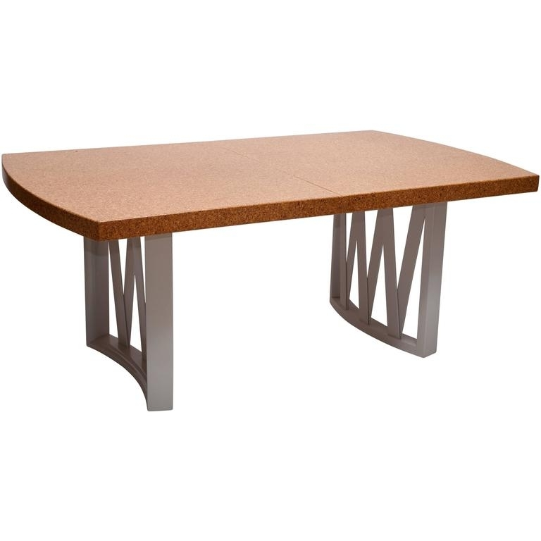 Favorite Cork Dining Tables With Cork Top Dining Tablepaul Frankl For Sale At 1Stdibs (View 6 of 20)