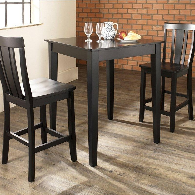 Favorite Dining Tables And Chairs For Two With  (View 13 of 20)