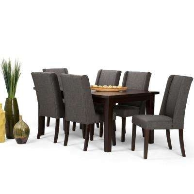 Favorite Gray – Dining Room Sets – Kitchen & Dining Room Furniture – The Home With Regard To Walden 7 Piece Extension Dining Sets (View 6 of 20)