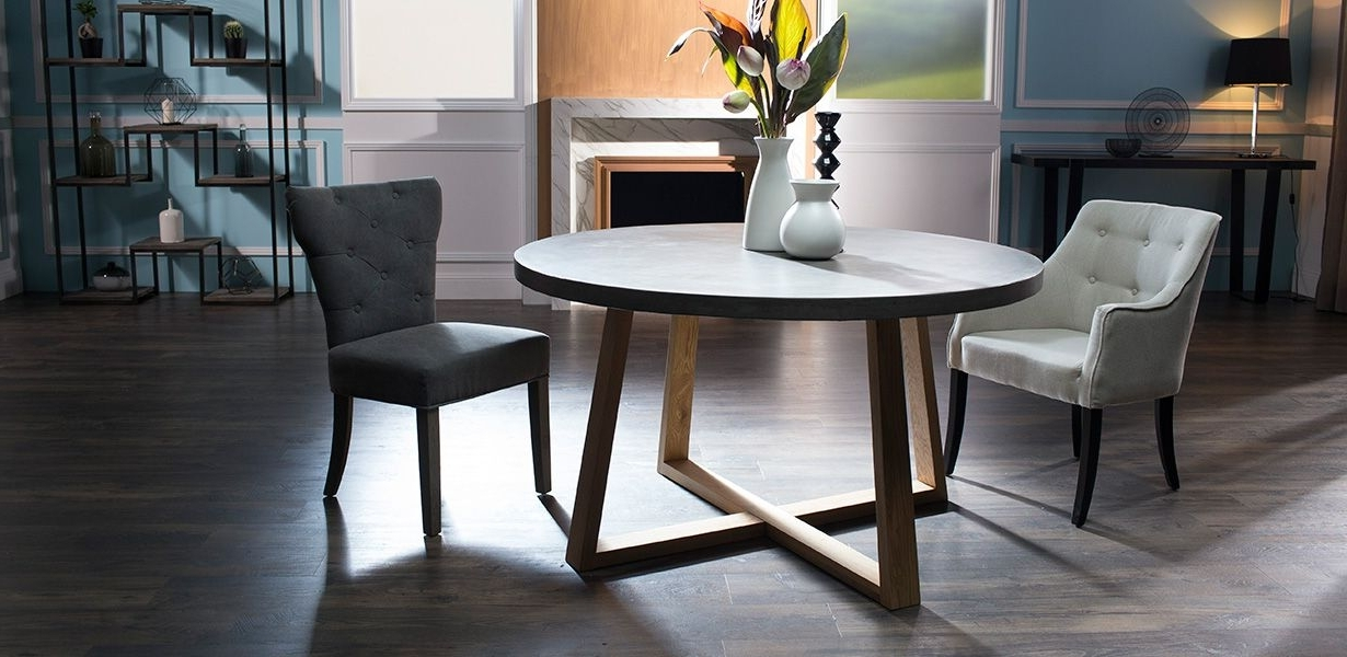 Favorite London Dining Tables Intended For London Round – Dining Tables – Products (View 3 of 20)