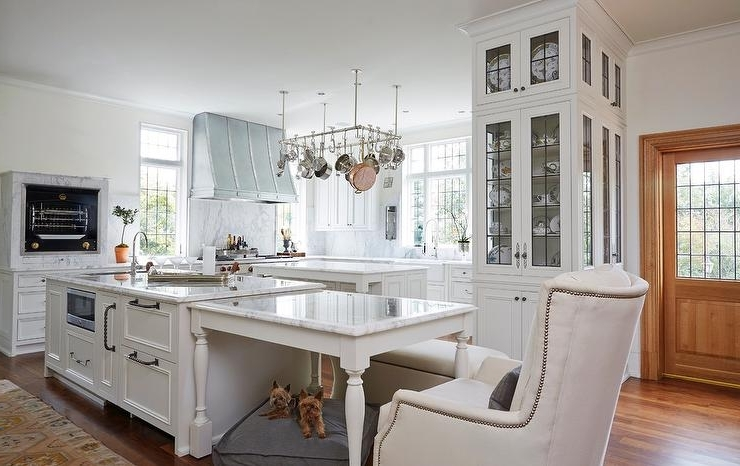 Favorite Next White Dining Tables Within Dining Table Next To Kitchen Island Design Ideas (View 6 of 20)