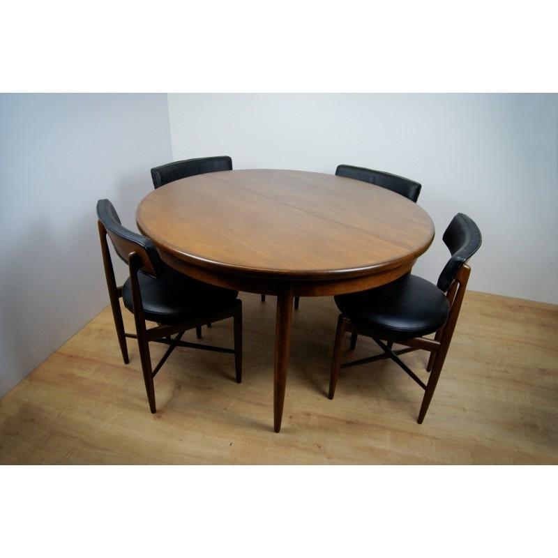Favorite Set Of Dining Tablevictor Wilkins For G Plan – 1960S – Design Market Regarding Victor Dining Tables (View 5 of 20)