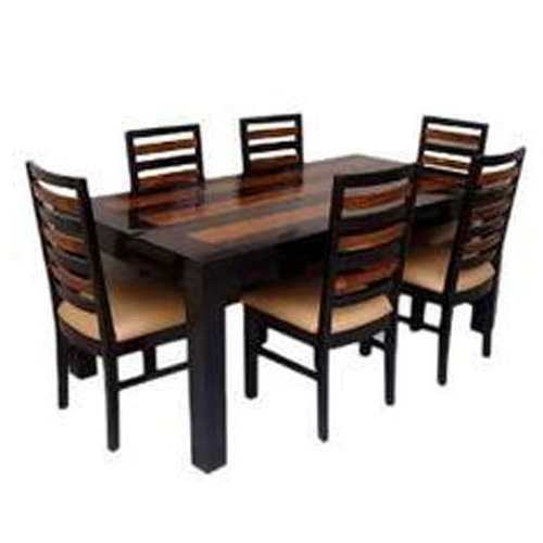 Featured Photo of Six Seater Dining Tables