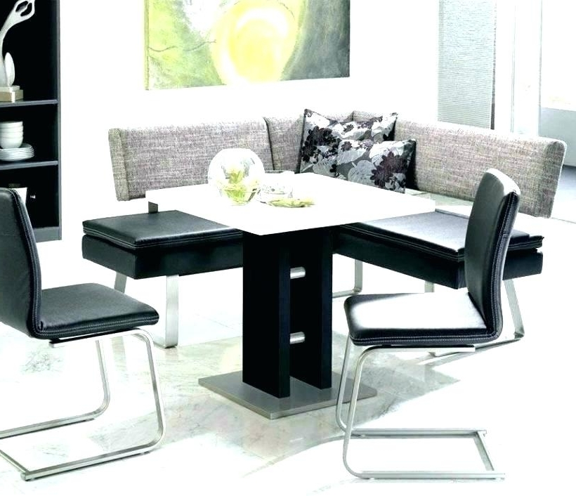 Favorite Small Dining Tables And Bench Sets Intended For Small Dining Set With Bench Small Dining Set Dining Dining Room (View 19 of 20)