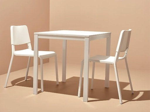 Favorite White Dining Tables Sets Regarding Dining Table Sets & Dining Room Sets (View 6 of 20)