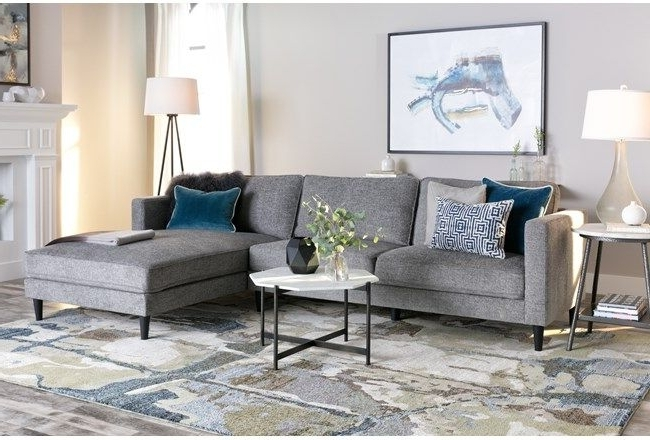 Feels Like Home Within Cosmos Grey 2 Piece Sectionals With Laf Chaise (View 11 of 15)