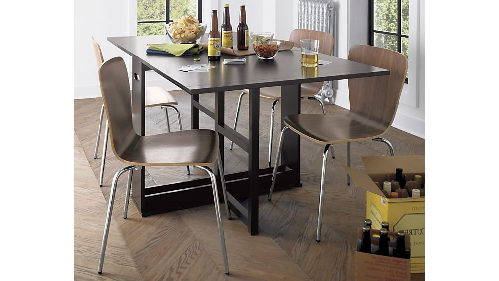 Felix Walnut Dining Chair + Reviews (View 11 of 20)
