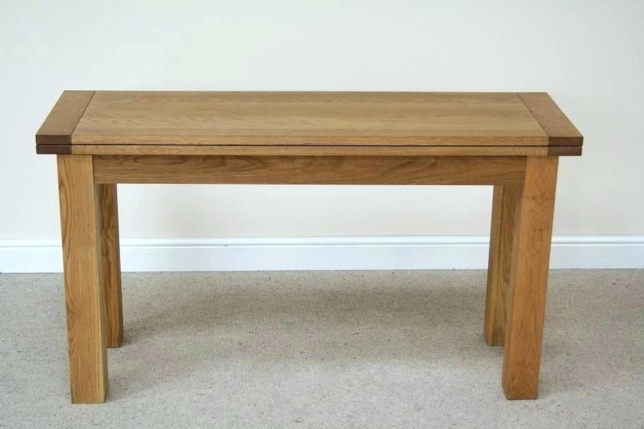 Flip Top Oak Dining Tables Inside Preferred Flip Top Console Dining Table Flip Dining Tables Oak Flip Top (View 7 of 20)