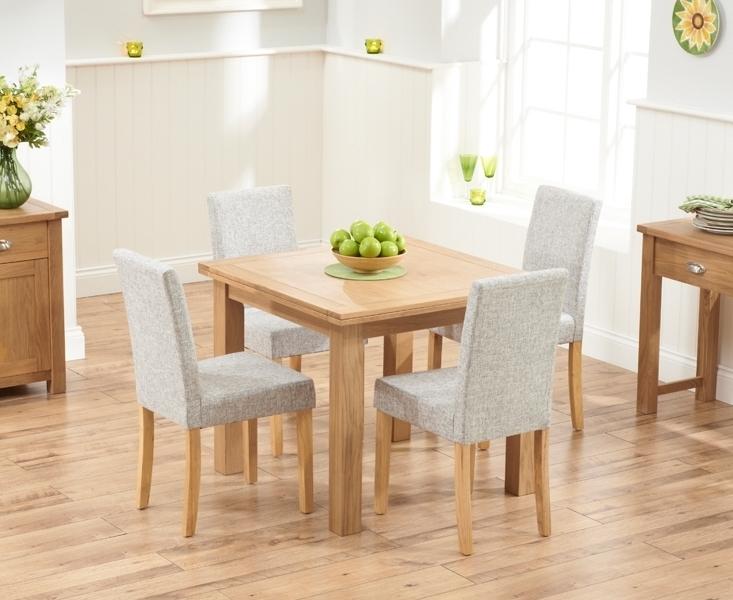 Flip Top Oak Dining Tables Regarding Latest Buy Mark Harris Sandringham Solid Oak Dining Set – 90Cm Square Flip (View 10 of 20)