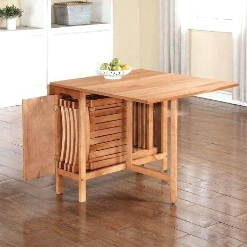 Folding Table And Chair Sets Dining Chair And Table And Chair Set Within Best And Newest Folding Dining Table And Chairs Sets (View 8 of 20)