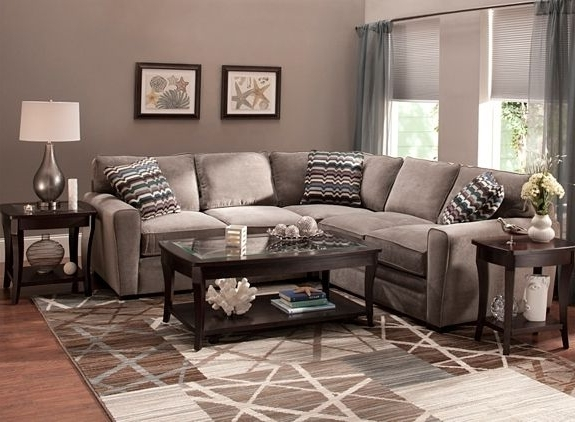 For The Home Throughout Newest Turdur 2 Piece Sectionals With Laf Loveseat (View 15 of 15)