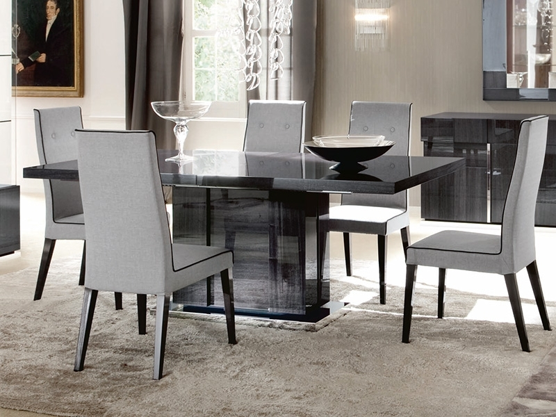 Forrest Furnishing Glasgow's Finest Inside Current Extending Dining Table Sets (View 11 of 20)
