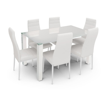 Fortytwo Singapore With Well Known White Dining Tables And 6 Chairs (View 5 of 20)