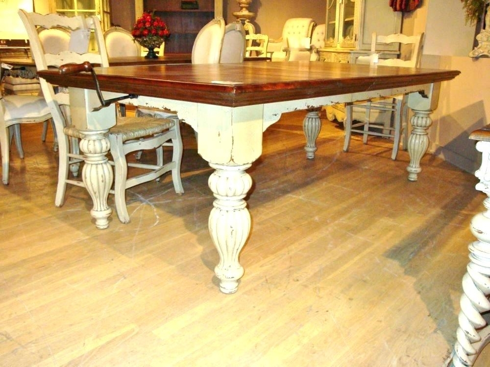 French Country Dining Table And Chairs – Pathidea With Popular French Country Dining Tables (View 6 of 20)