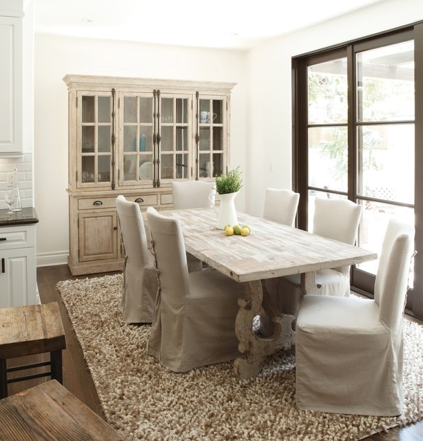 French Country Dining Tables Within Preferred French Country – Traditional – Dining Room – New York  Zin Home (View 13 of 20)