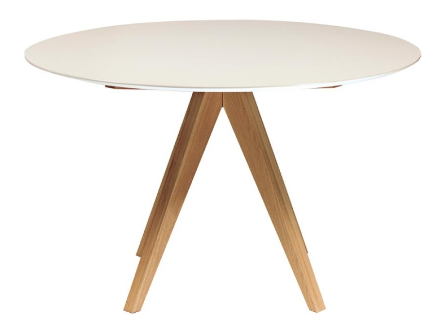 Fresh Design Modern Round Dining Table Merry Contemporary White In Throughout Well Known Large White Round Dining Tables (View 19 of 20)