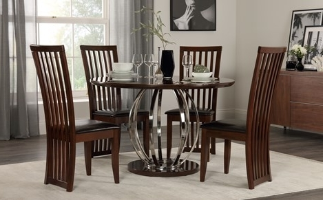 Furniture Choice With Regard To Best And Newest Dining Tables And Chairs Sets (View 13 of 20)