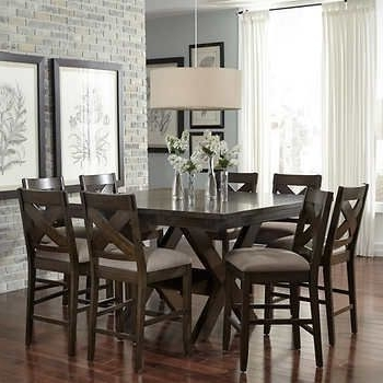 Furniture In 2018 Pertaining To Well Known Craftsman 9 Piece Extension Dining Sets (View 8 of 20)