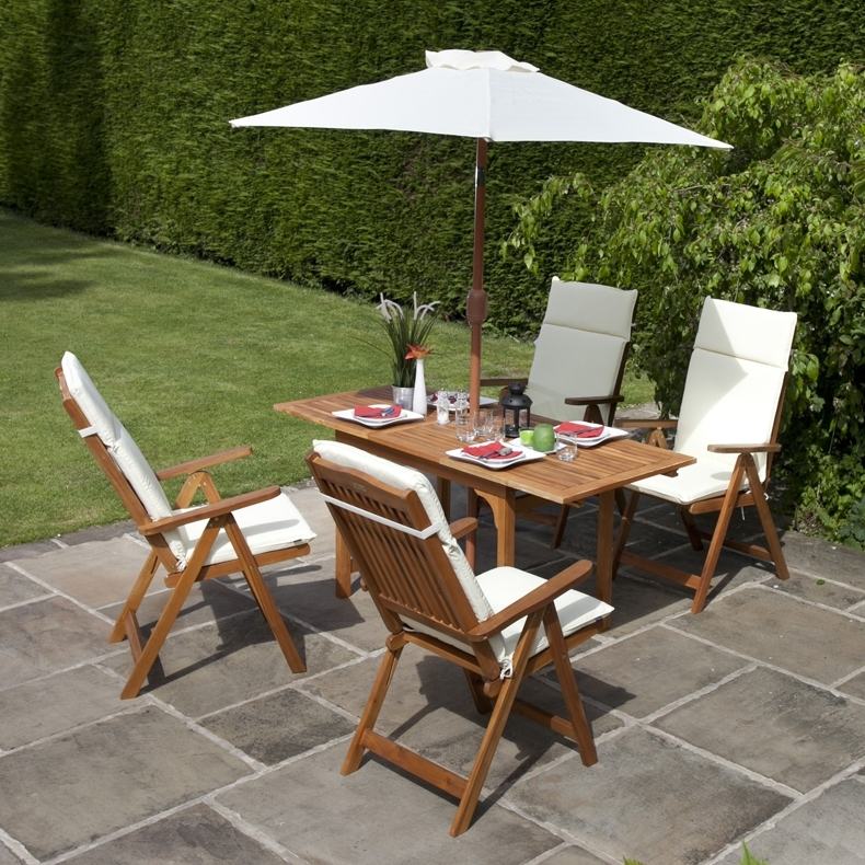 Garden Dining Tables And Chairs With Regard To Most Up To Date Furniture From The Gardening Website (View 7 of 20)