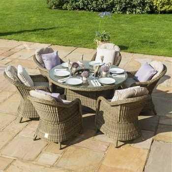Garden Dining Tables And Chairs With Regard To Well Known Fantastical Garden Table And Chairs Furniture Outdoor Seating – Just (Gallery 10 of 20)