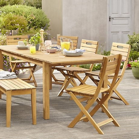 Garden Dining Tables And Chairs Within Well Known Unusual Ideas Design Garden Table And Chairs Furniture Outdoor Denia (Gallery 3 of 20)