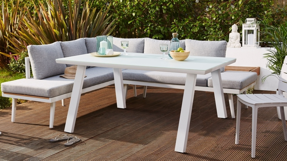 Featured Photo of Garden Dining Tables