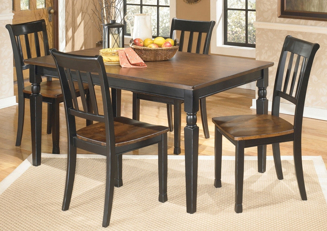 Gibson Furniture – Gallatin, Hendersonville, Nashville Tn With Most Up To Date Craftsman 7 Piece Rectangle Extension Dining Sets With Side Chairs (View 15 of 20)