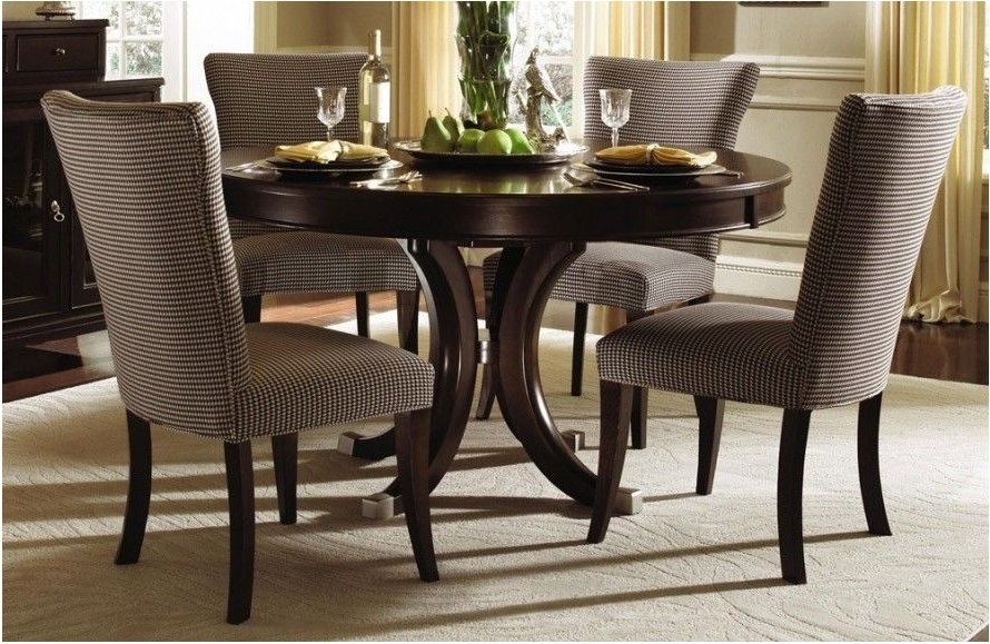 Glass And Oak Dining Tables And Chairs For Most Up To Date Terrific Dinette Sets For Sale On New Oak Dining Room Chairs Amazing (Gallery 20 of 20)