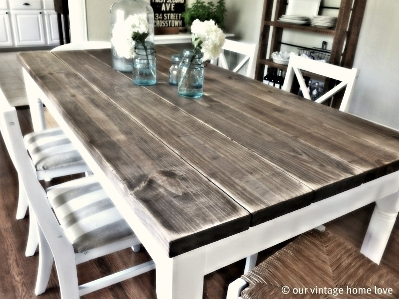 Grady Round Dining Tables Inside 2018 Handmade Dining Tables Rustic Wood Table And Add Coffee Room Sets (View 5 of 20)