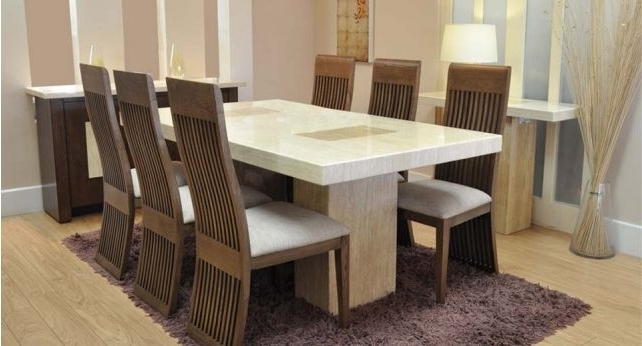 Grenoble Dining Table And 6 Chairs @scs Sofas #scssofas #table With Newest Scs Dining Room Furniture (View 6 of 20)