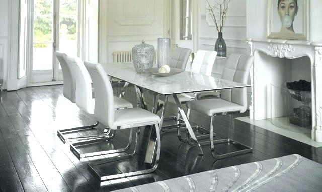 Grey Marble Dining Table Stone 8 Seater – Fondodepantalla Within Current Extending Marble Dining Tables (View 9 of 20)