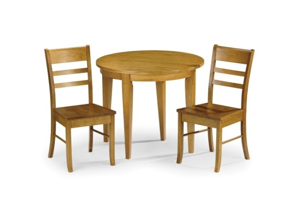 Half Moon Dining Table & Chairs Pertaining To Preferred Half Moon Dining Table Sets (Gallery 4 of 20)