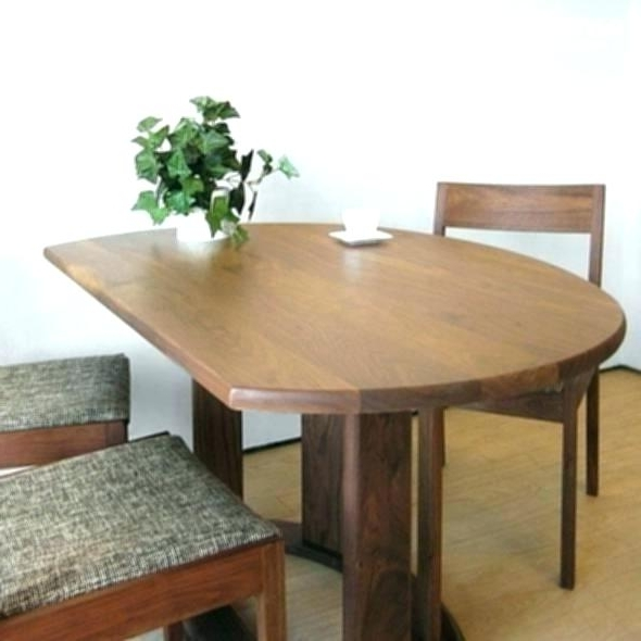 Half Moon Dining Tables Cheap Consort Half Moon Dining Table And Set Intended For Widely Used Round Half Moon Dining Tables (View 6 of 20)