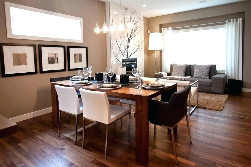 Hanging Lights For Dining Table Pendant Lights Over Dining Table Regarding Fashionable Dining Tables Lighting (Gallery 13 of 20)