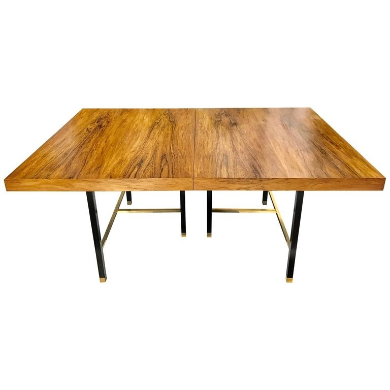 Harvey Dining Tables For Well Liked Harvey Probber Dining Table For Sale At 1Stdibs (Gallery 20 of 20)