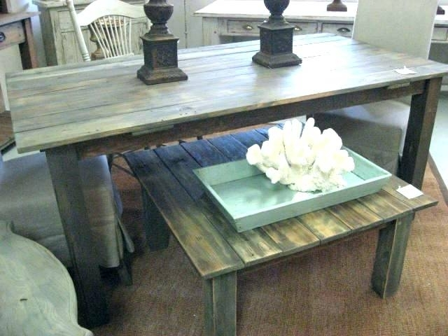 Helms Round Dining Tables In Trendy Grey Wood Round Dining Table Grey Round Table Modern Rustic Round (View 11 of 20)