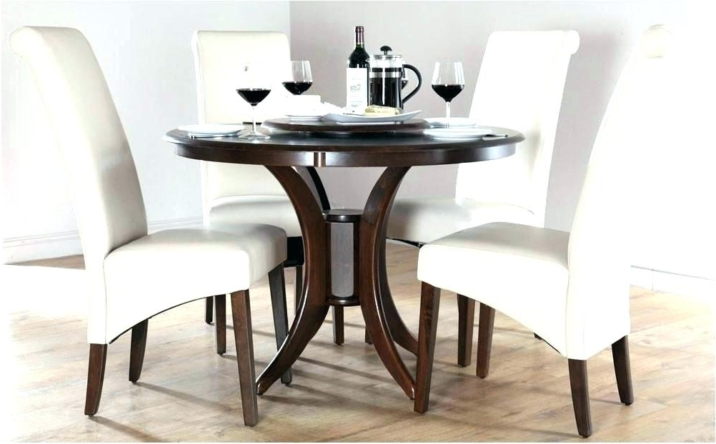 High Top Dining Room Table Image Black Dining Room Table And Chairs Intended For Latest Small Dark Wood Dining Tables (View 8 of 20)