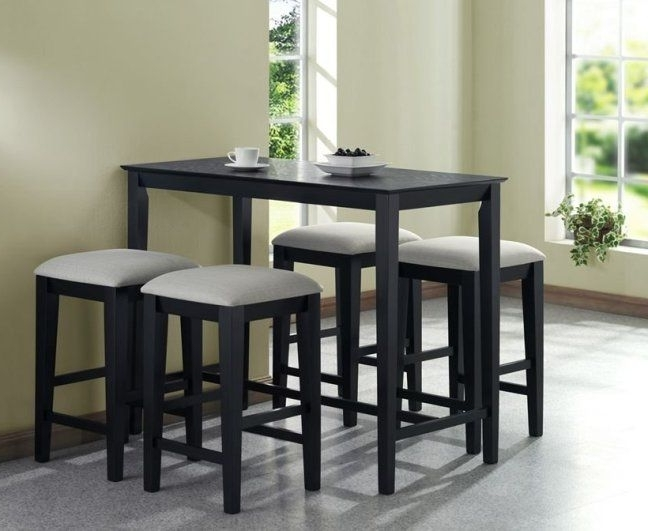 High Top Tables In 2018 Inside Most Current Cheap Dining Tables Sets (View 11 of 20)