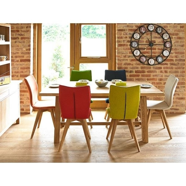Holloways Throughout Oak Dining Chairs (View 7 of 20)