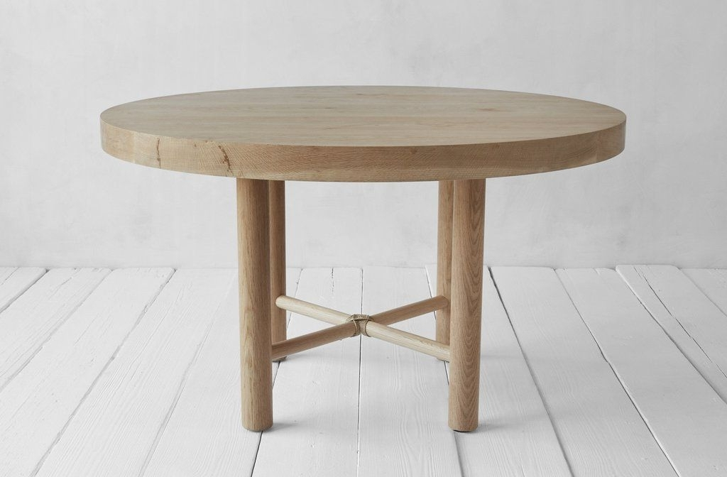 Home Accessories With Circular Oak Dining Tables (View 10 of 20)
