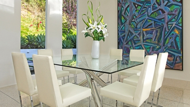 Home Design Lover With Perth Glass Dining Tables (Gallery 17 of 20)