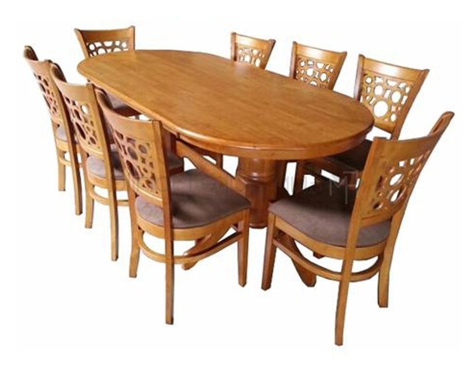 Home & Office Furniture Philippines Pertaining To Eight Seater Dining Tables And Chairs (View 13 of 20)