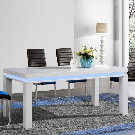 Home Throughout Led Dining Tables Lights (Gallery 9 of 20)