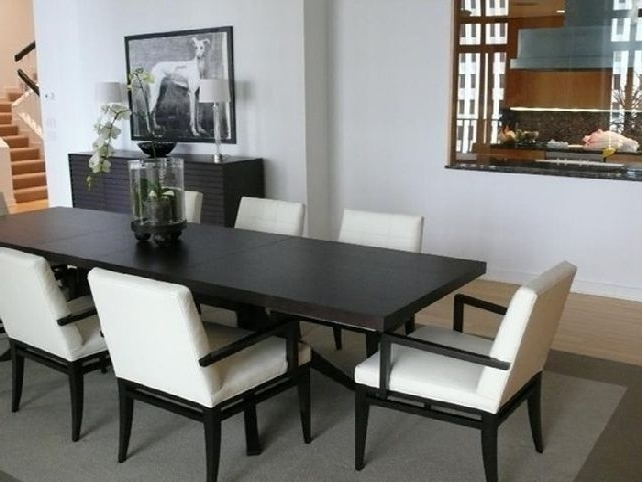 Homesfeed With Narrow Dining Tables (View 5 of 20)