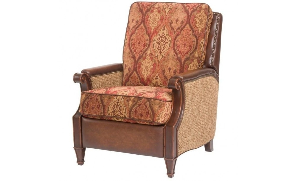 Hooker Furniture Brindisi San Marco G/s & Pulse Nutmeg/dinushi Wine Regarding Favorite Marcus Oyster 6 Piece Sectionals With Power Headrest And Usb (View 5 of 15)