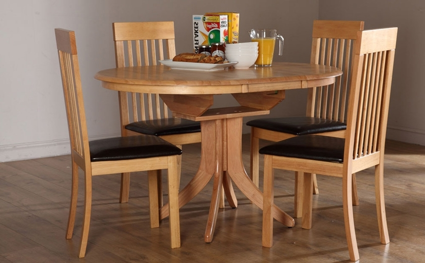 Hudson Round Dining Tables Inside Well Liked Astonishing Round Dining Table Design Ideas (View 8 of 20)