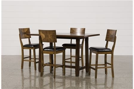 Hutton 5 Piece Counter Set – Main (Gallery 8 of 20)