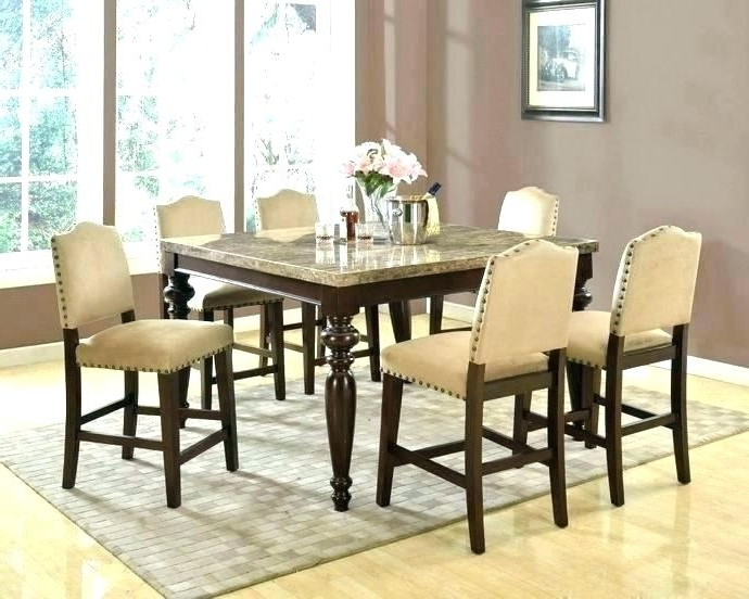 Hyland 5 Piece Counter Sets With Bench Throughout Best And Newest Counter Height Dining Room Table With Leaf Coviar And Bar Stools (View 8 of 20)